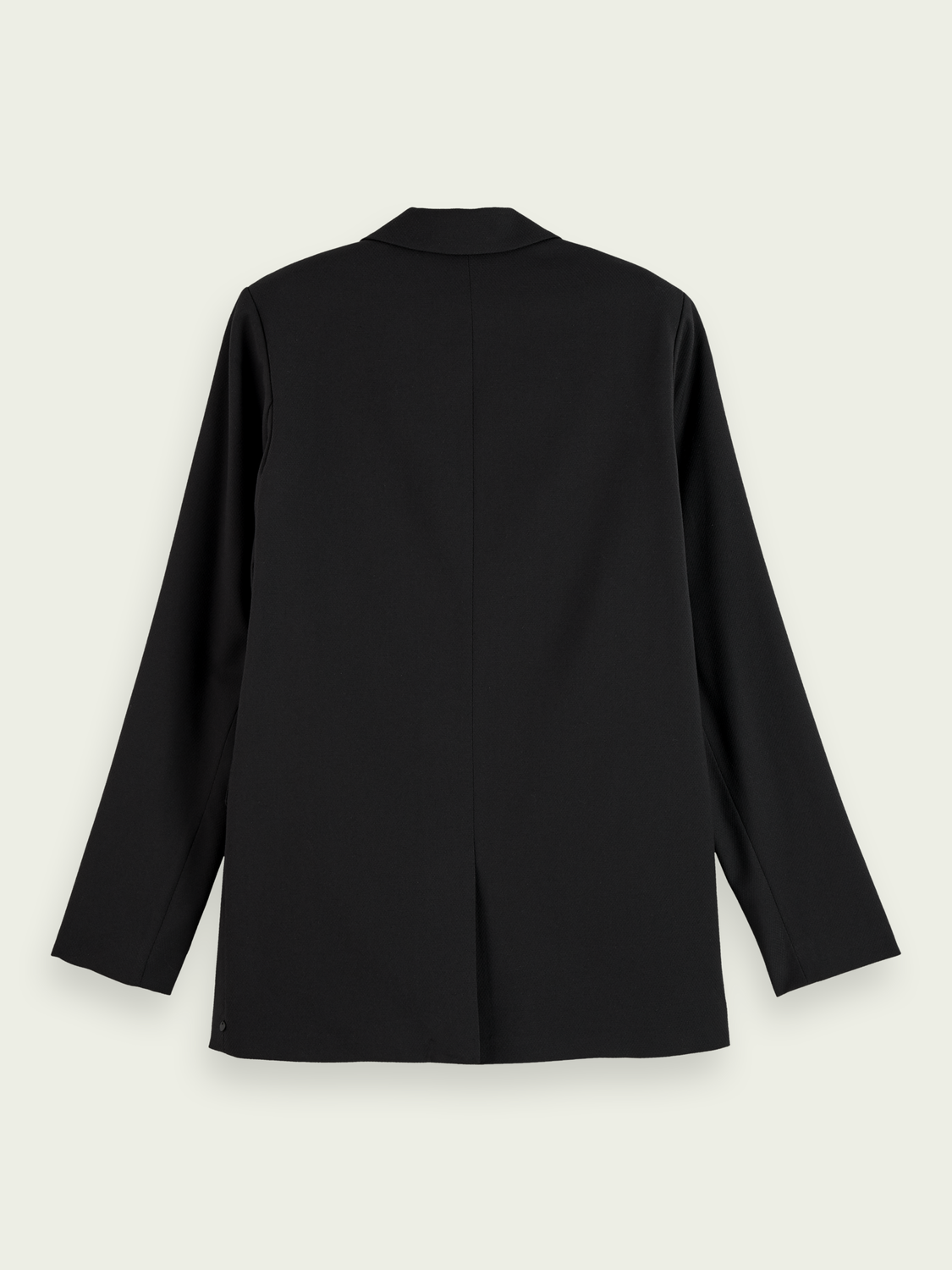 Women Longer length double-breasted blazer