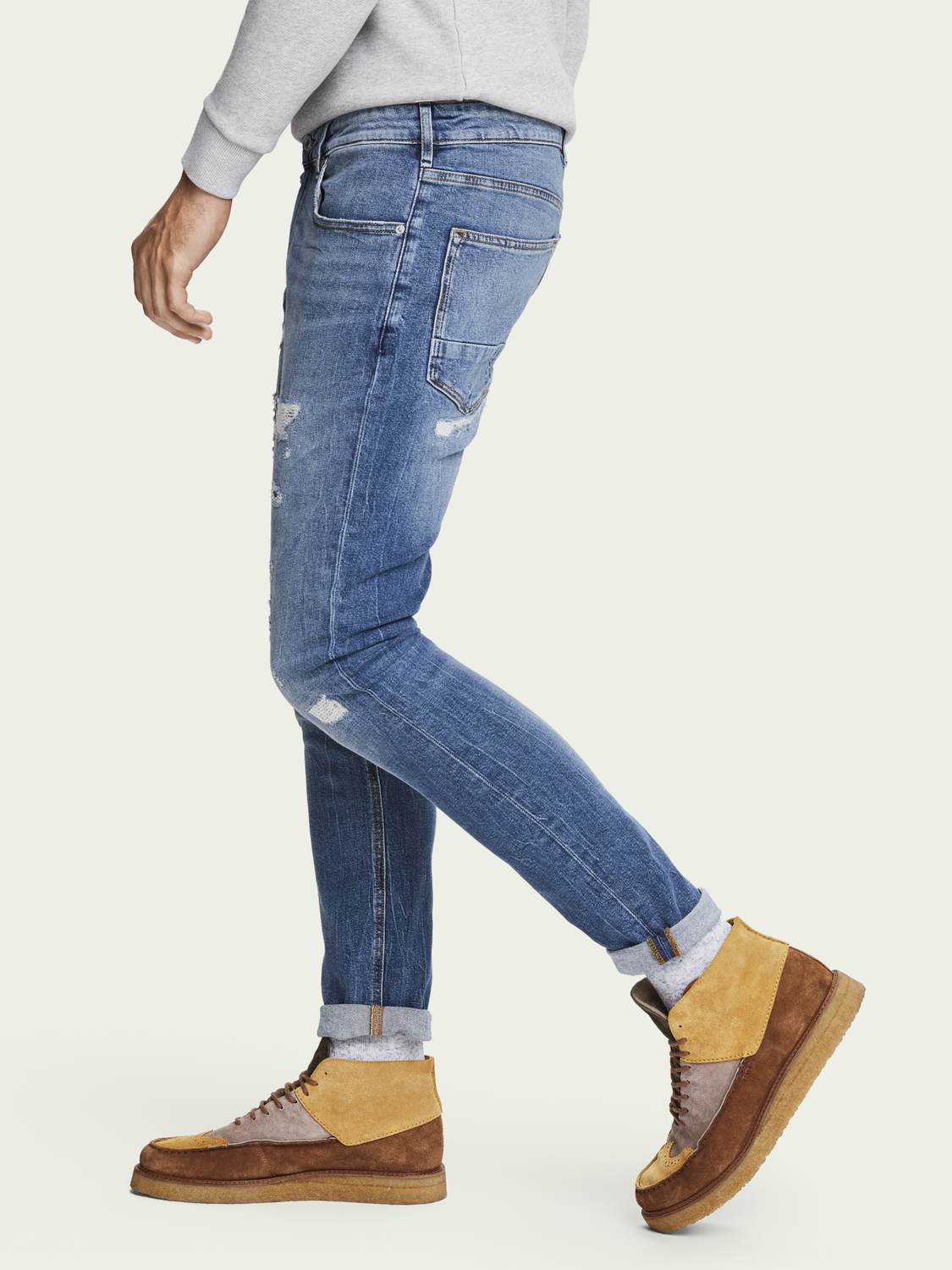 Heren Skim – Touch of Fall | Skinny fit jeans