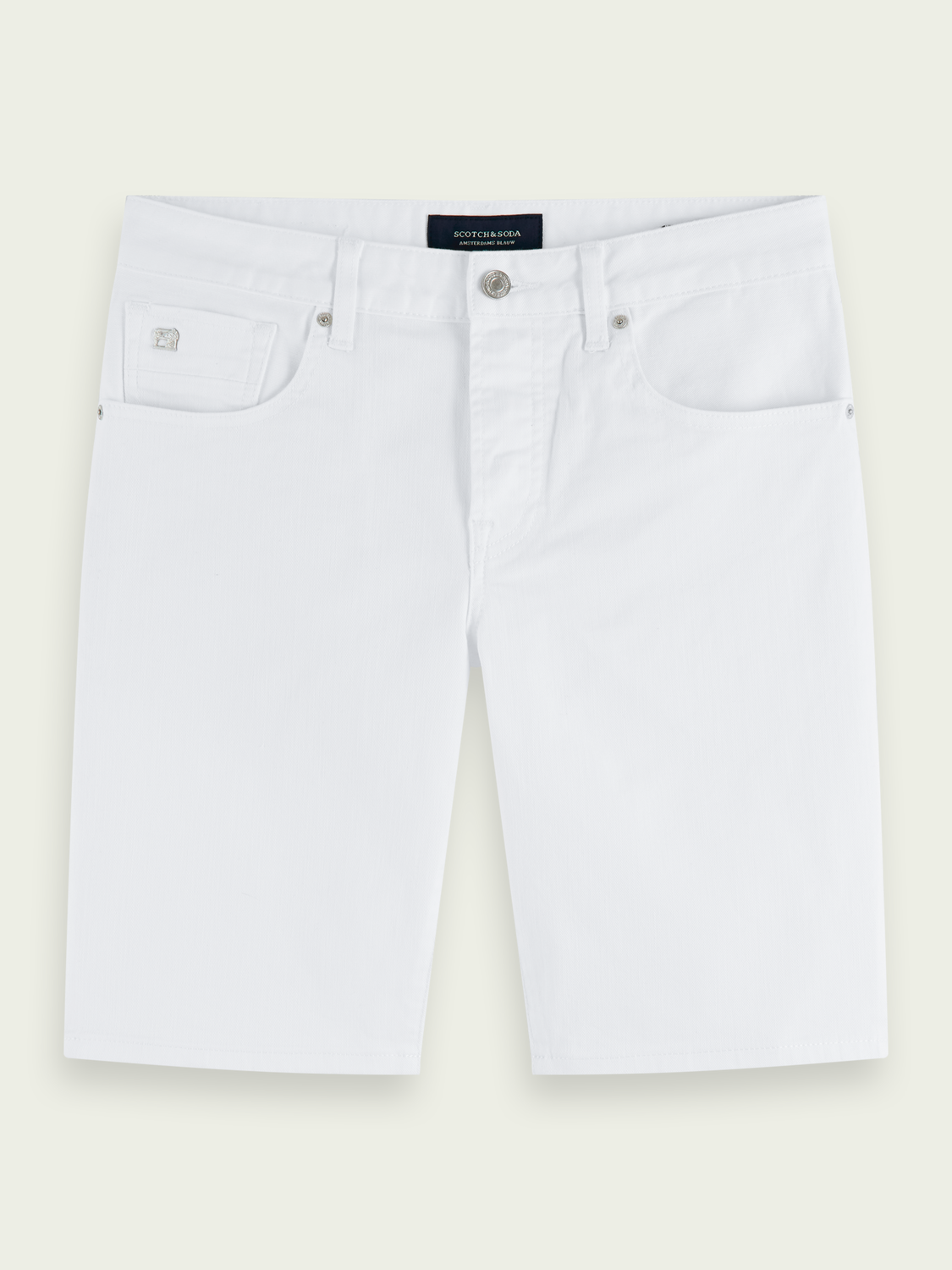 Herren Ralston Short – Tobacco | Slim Fit