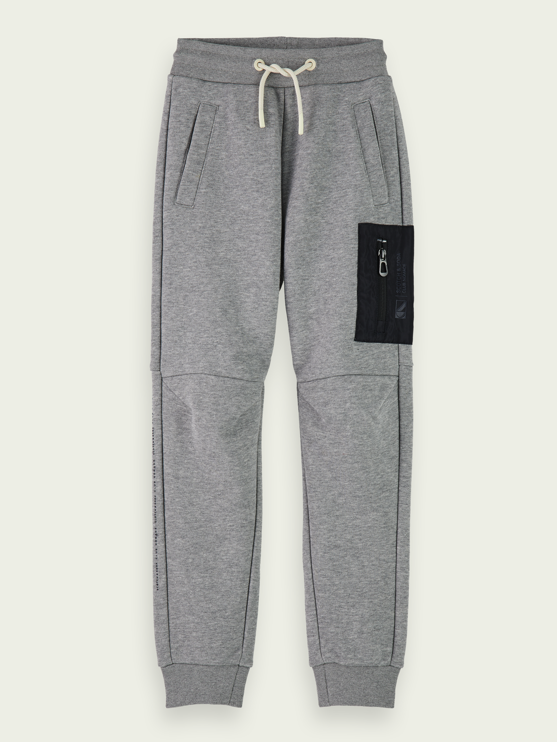 Boys Cotton-blend cuffed sweatpants