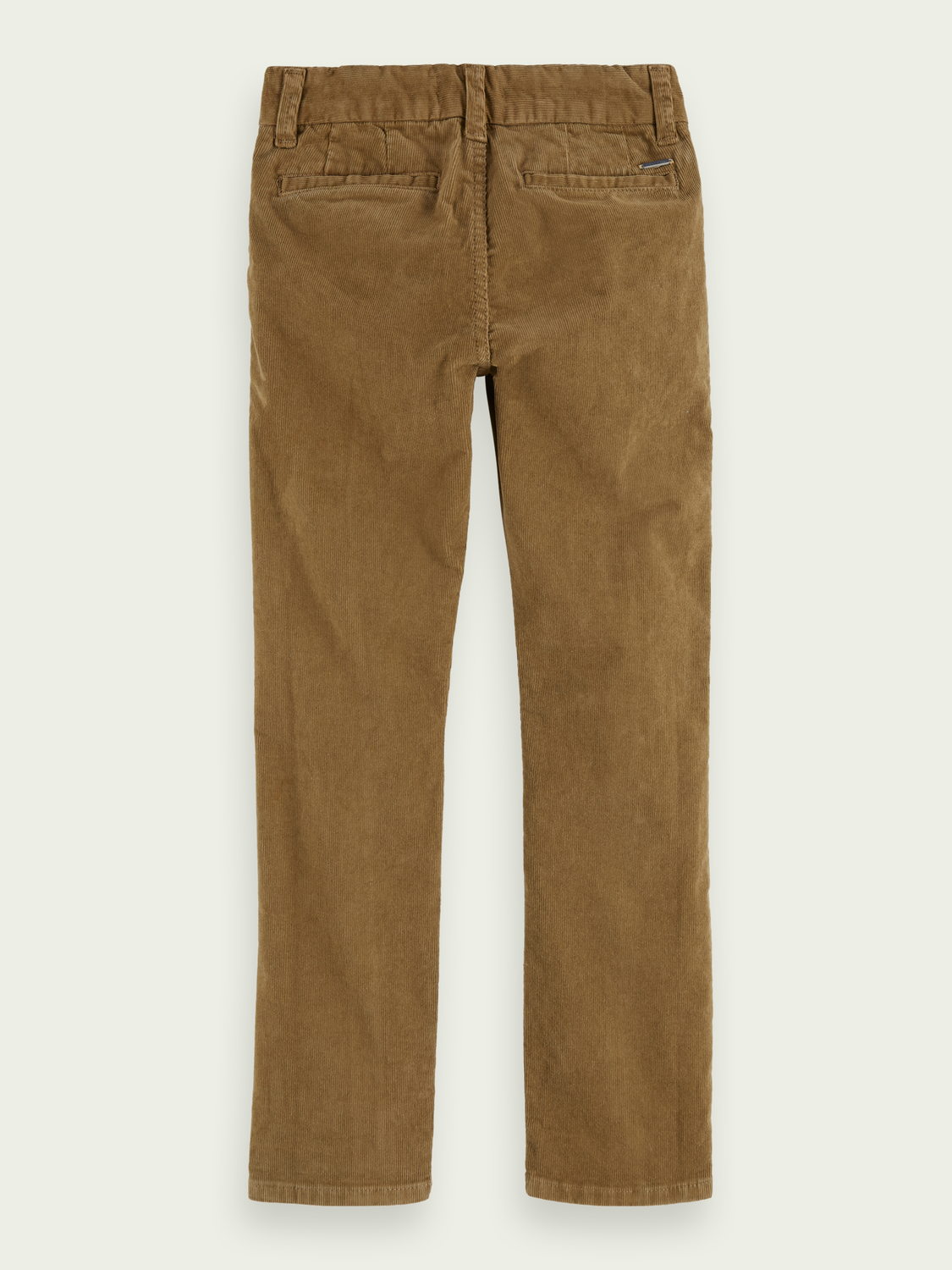 Boys Relaxed slim fit corduroy chino