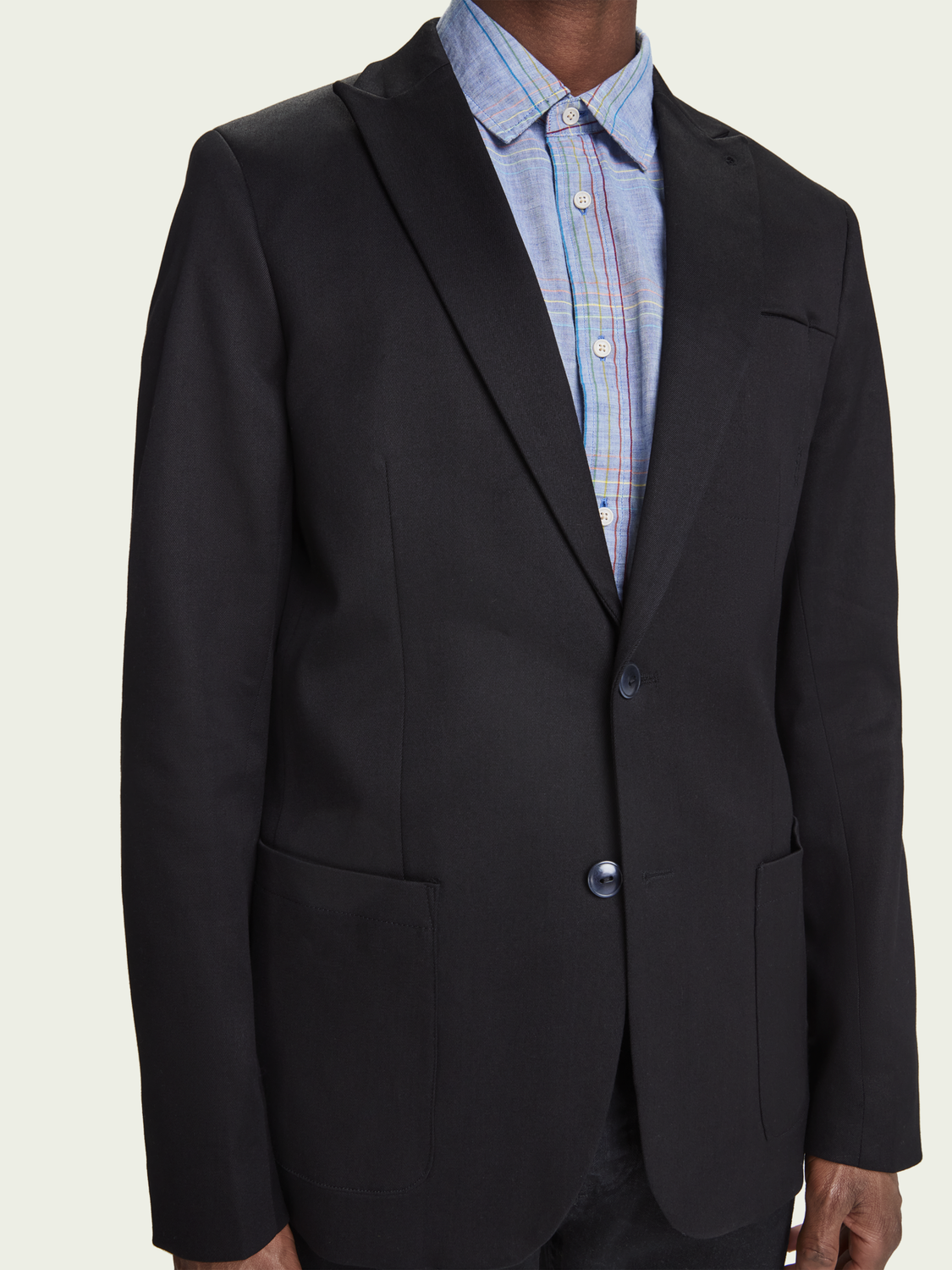 Men Sports blazer with pockets