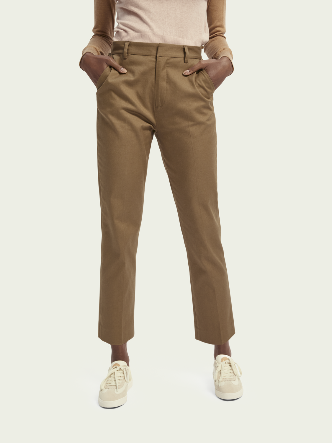 Women Abott – Stretch twill | Regular fit stretch chino