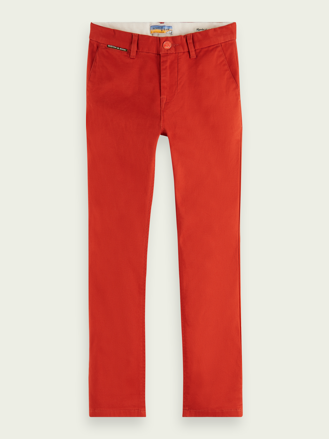 Boys Cotton chino | Slim fit