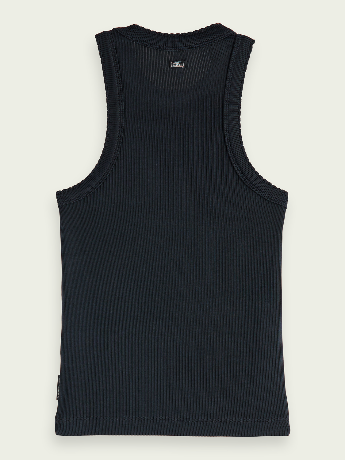 Femme Ribbed tank top