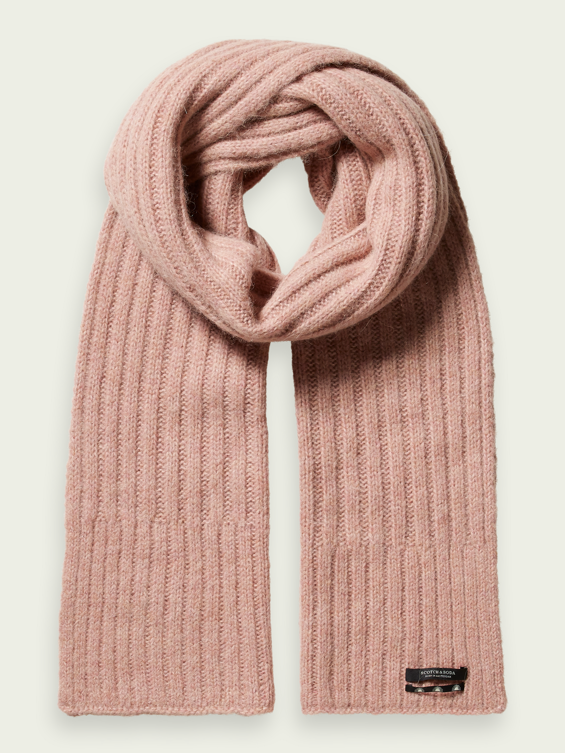 Women Knitted scarf