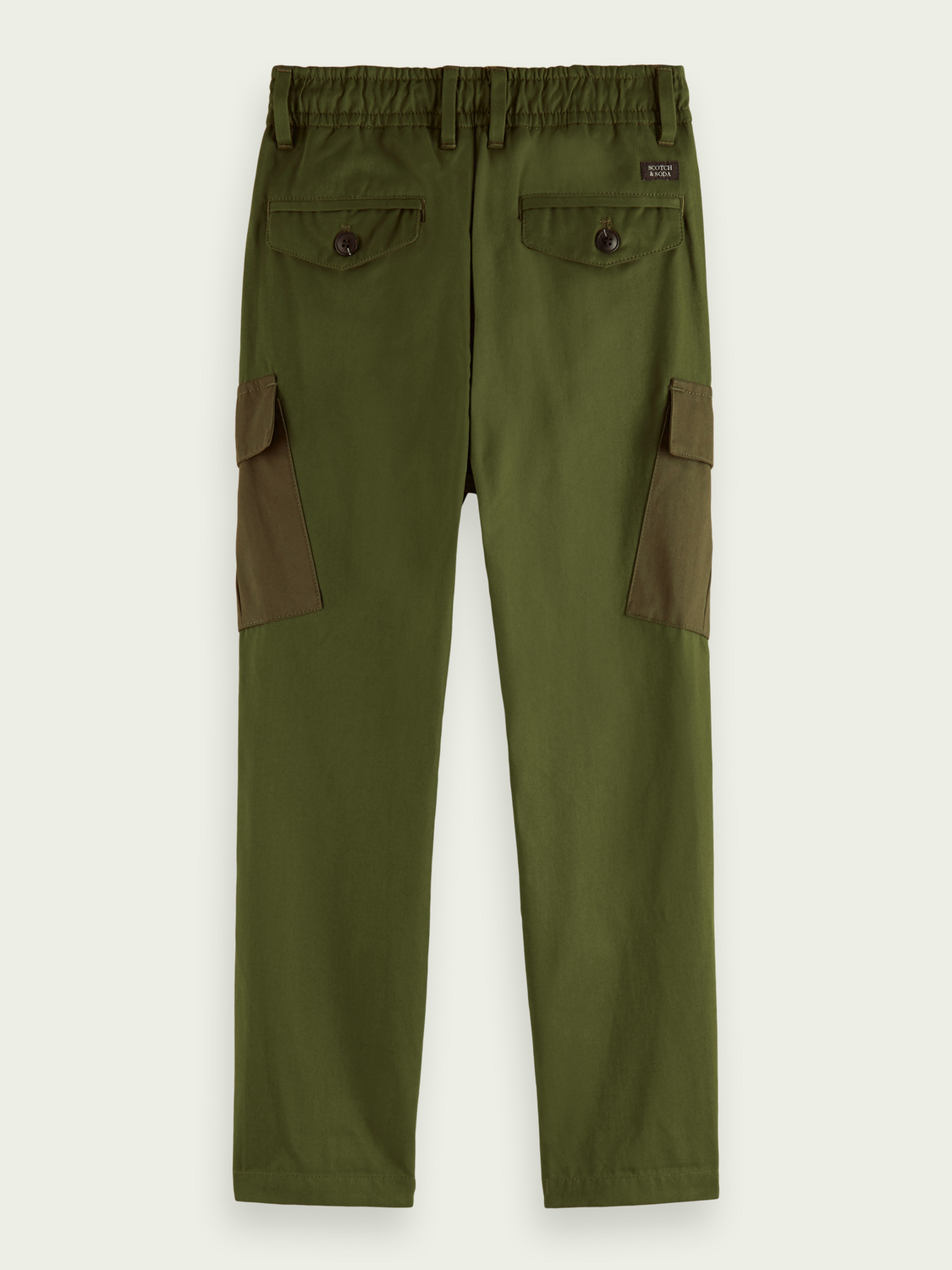 Kids Loose tapered-fit cargo pants