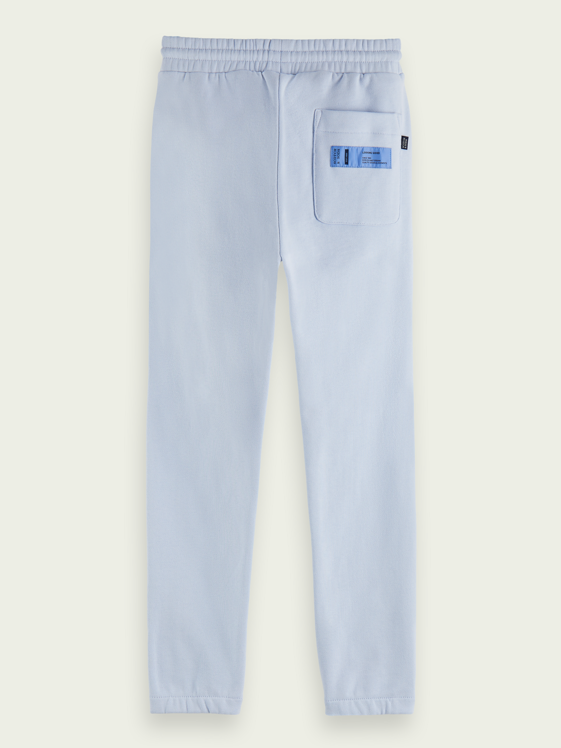 Kids Relaxed-fit organic cotton sweatpants