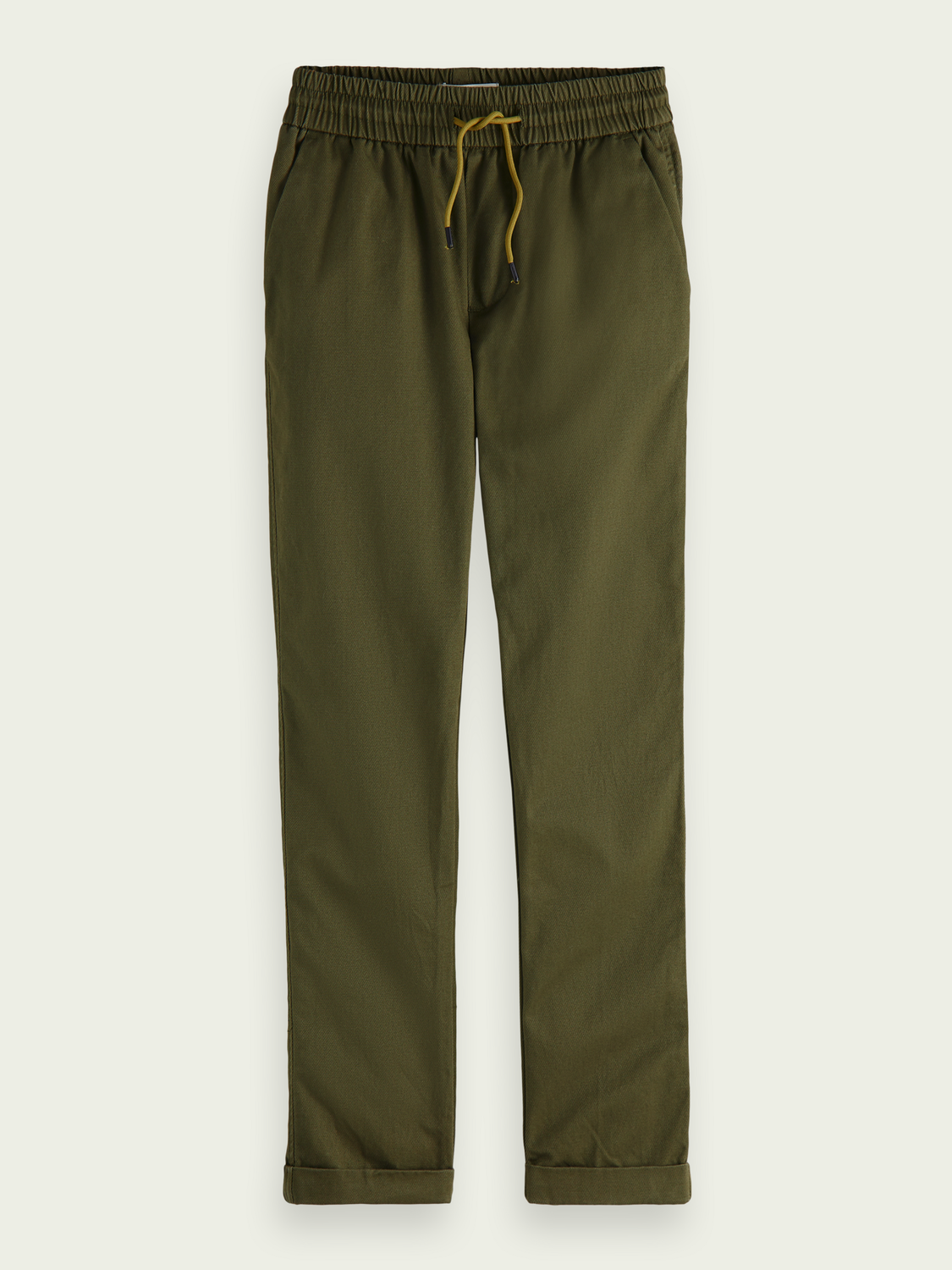 Kids Relaxed slim-fit chino