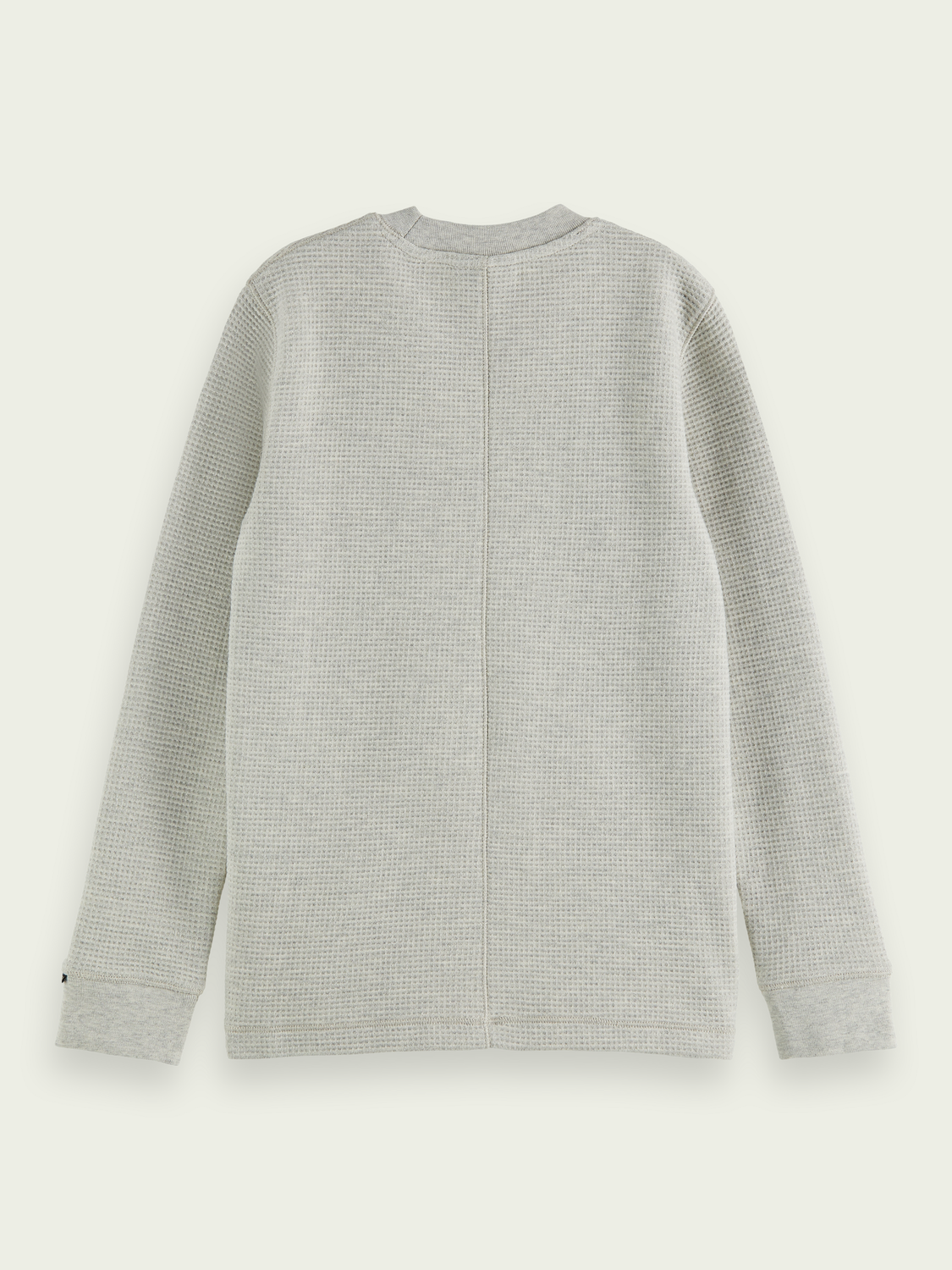 Kids Structured long-sleeved T-shirt