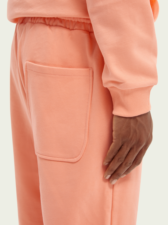 Uomo Pantaloni sportivi in cotone biologico unisex