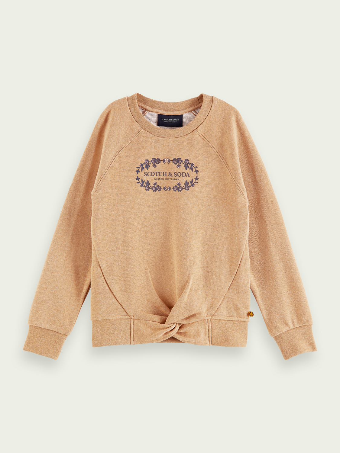 Kids Wrap-over sweater