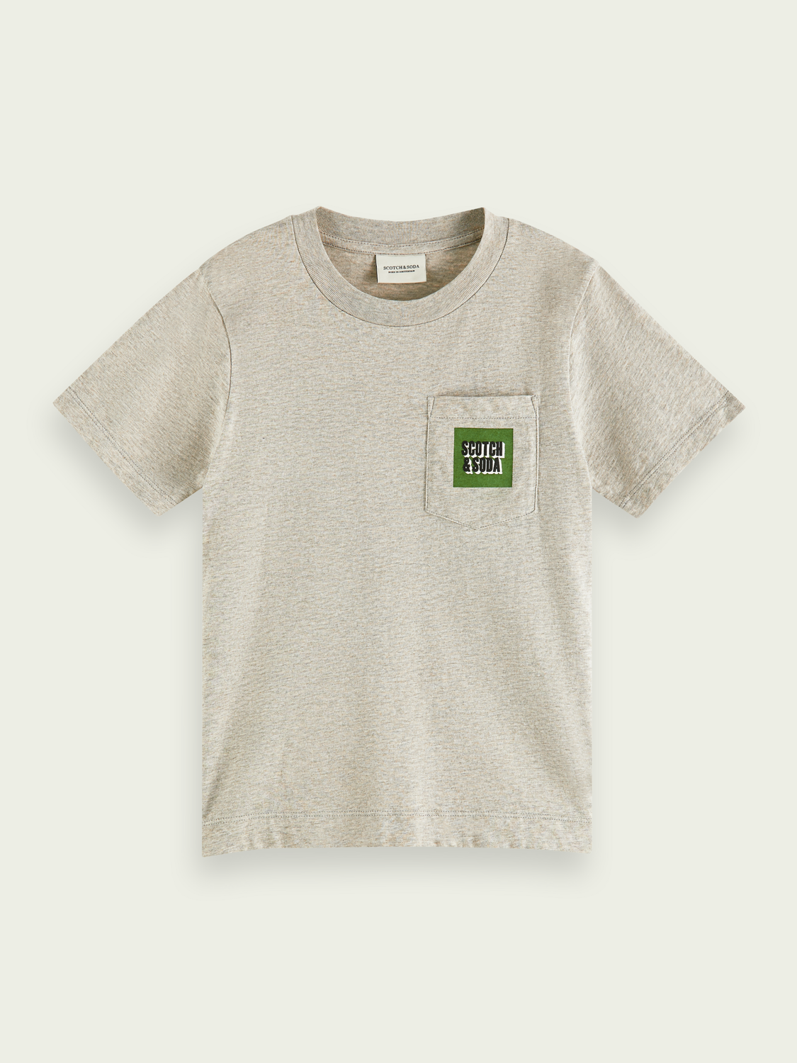 Kids Short-sleeved relaxed-fit T-shirt