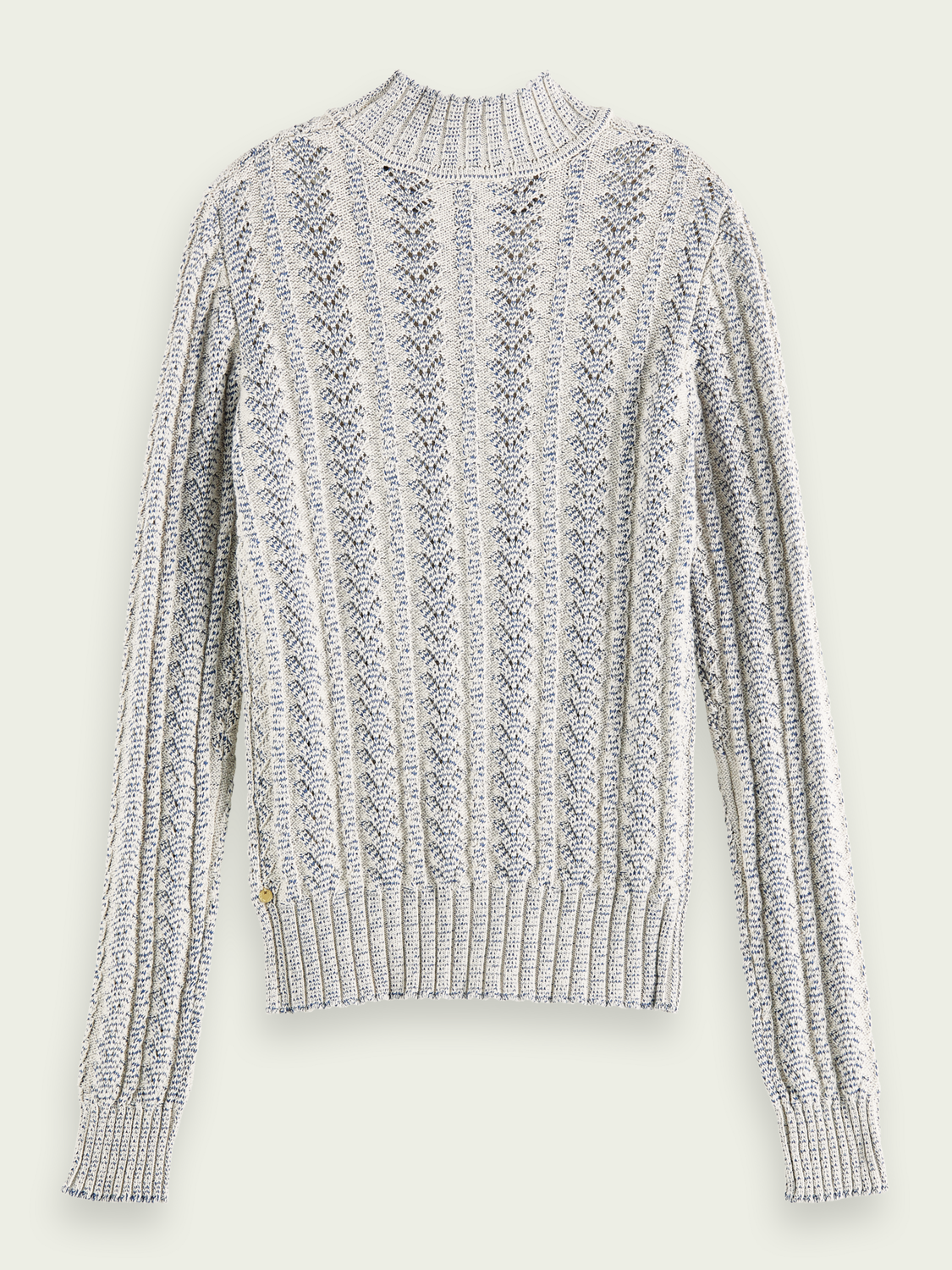 Women Knitted slim-fit sweater