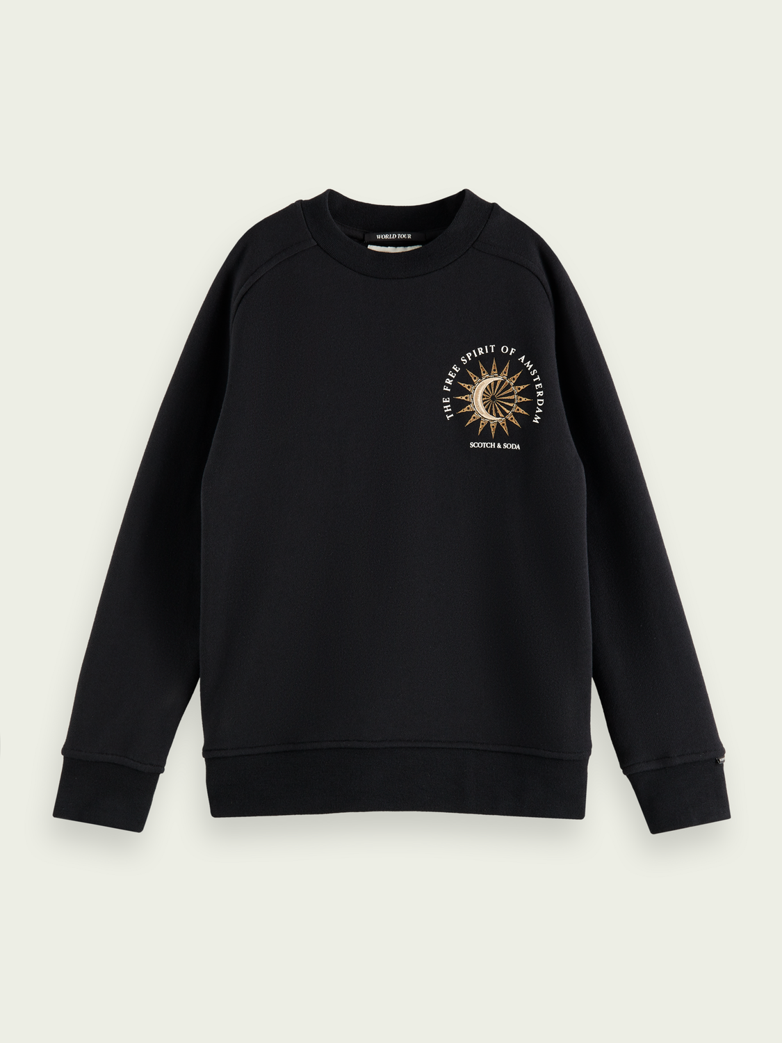 Kinder Embroidered sweater