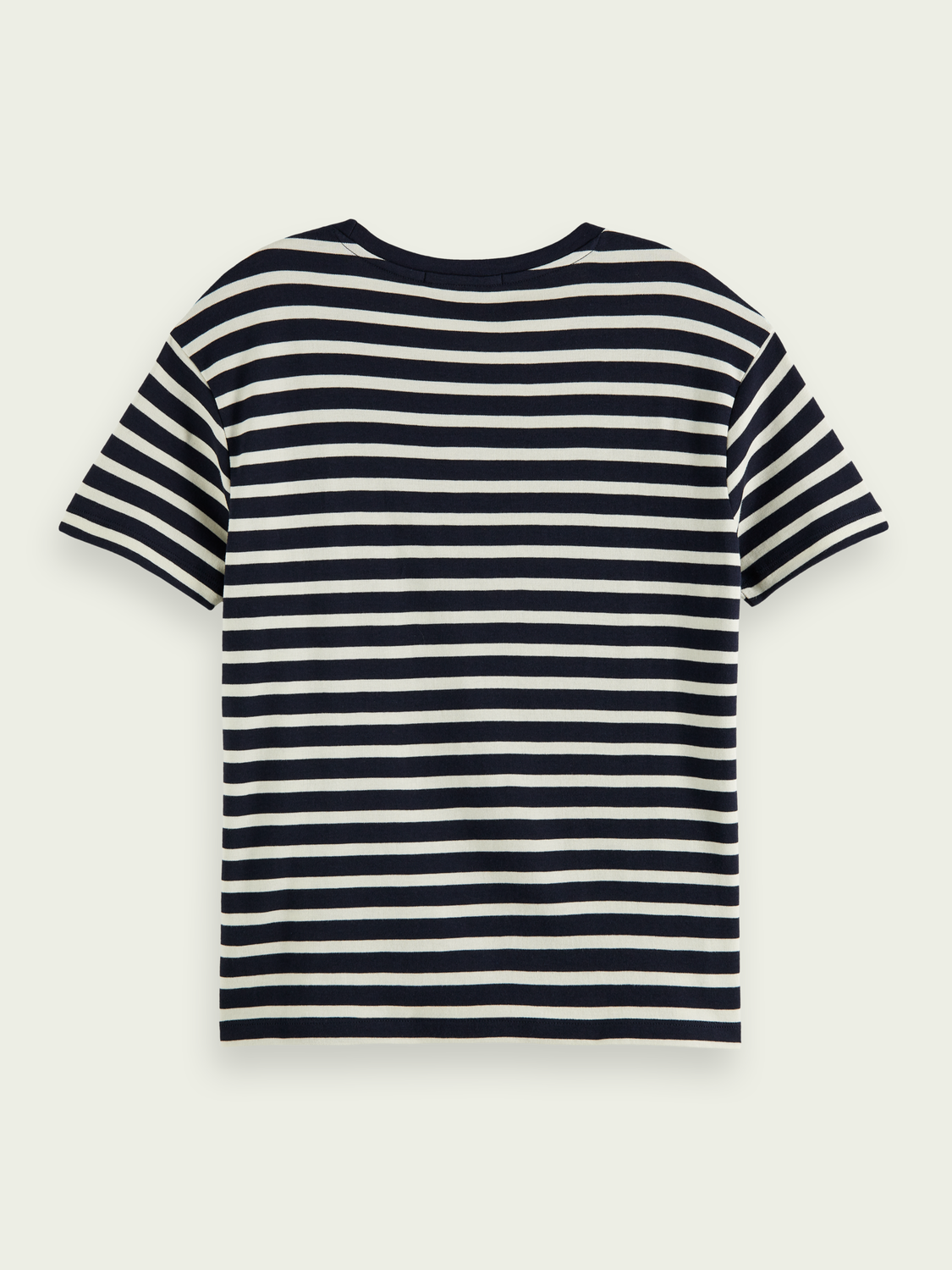 Women Striped cotton T-shirt