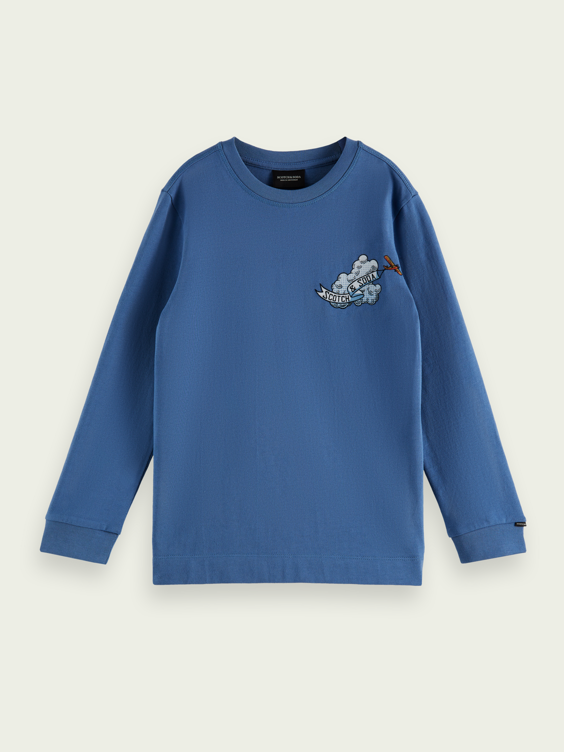 Kids Graphic long-sleeved T-shirt