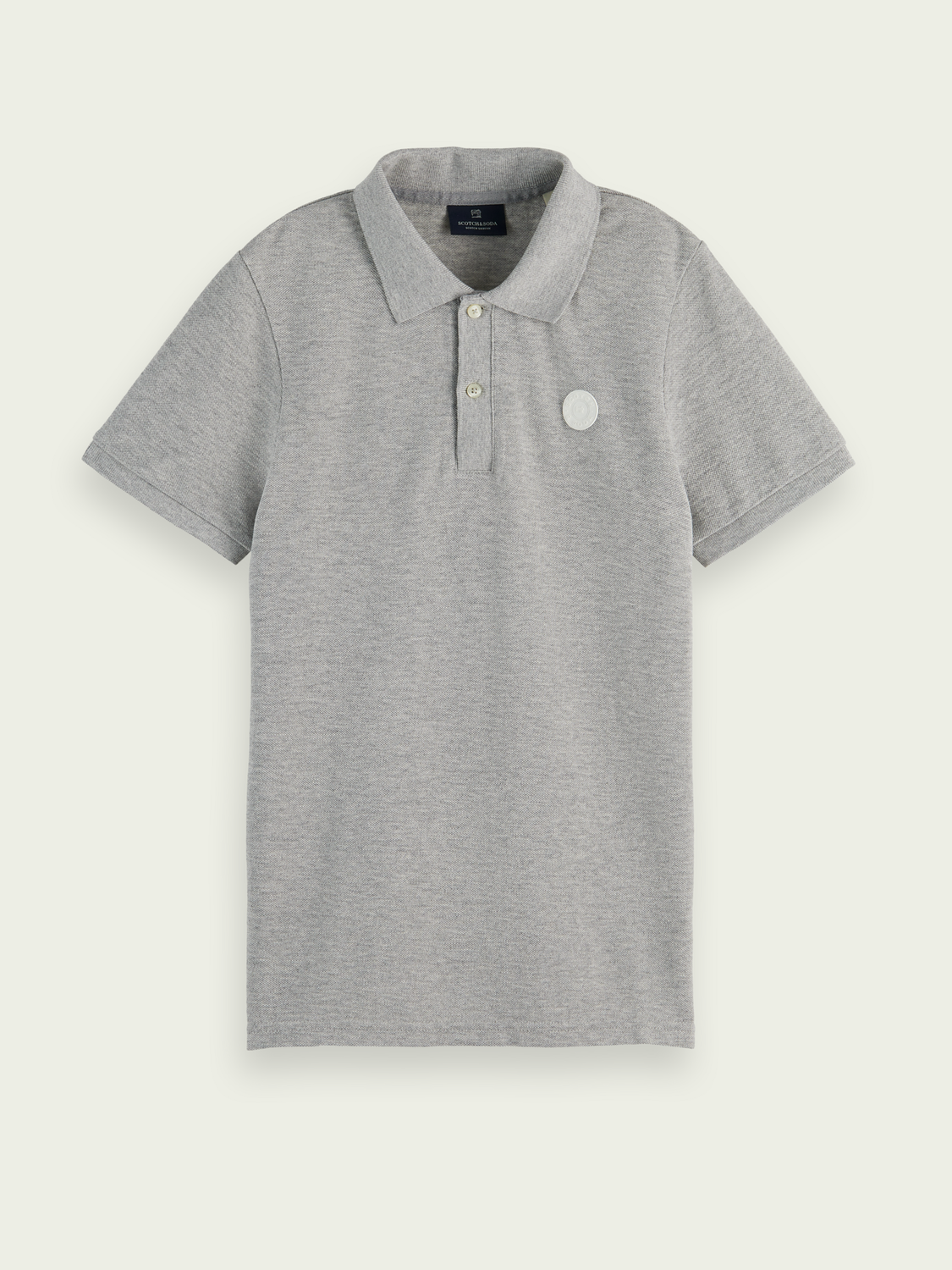 Kids Fabric dyed polo
