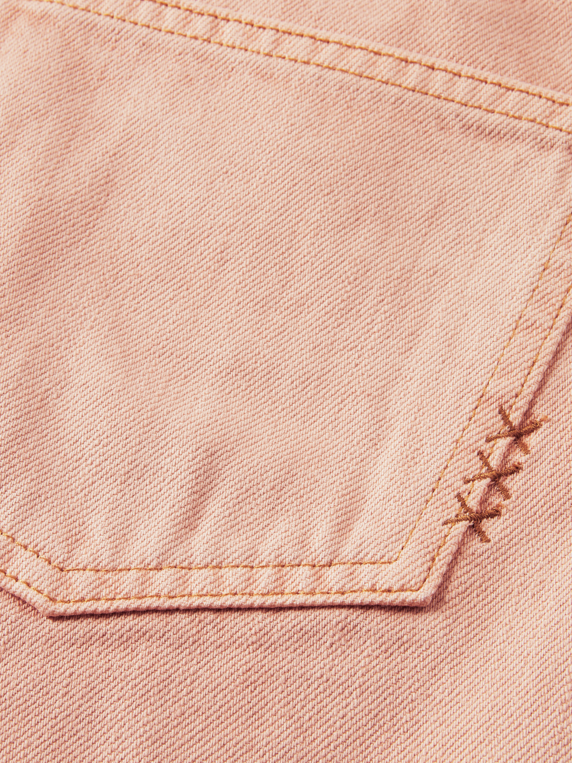 Dames Straight-fit jeans – Pastel Dyes