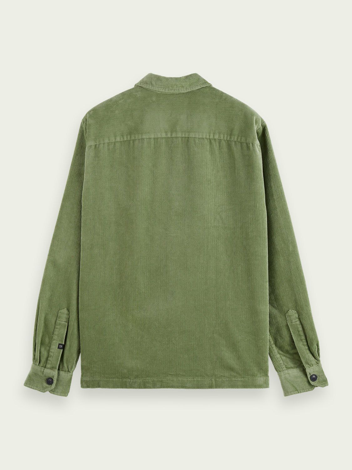 Men Relaxed-fit corduroy overshirt