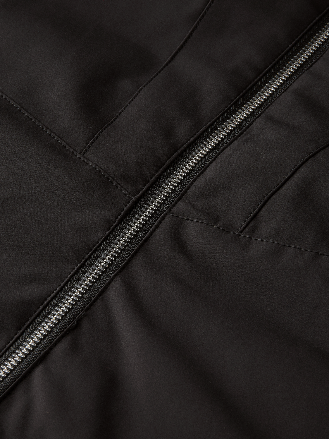 Men Hooded quilted jacket