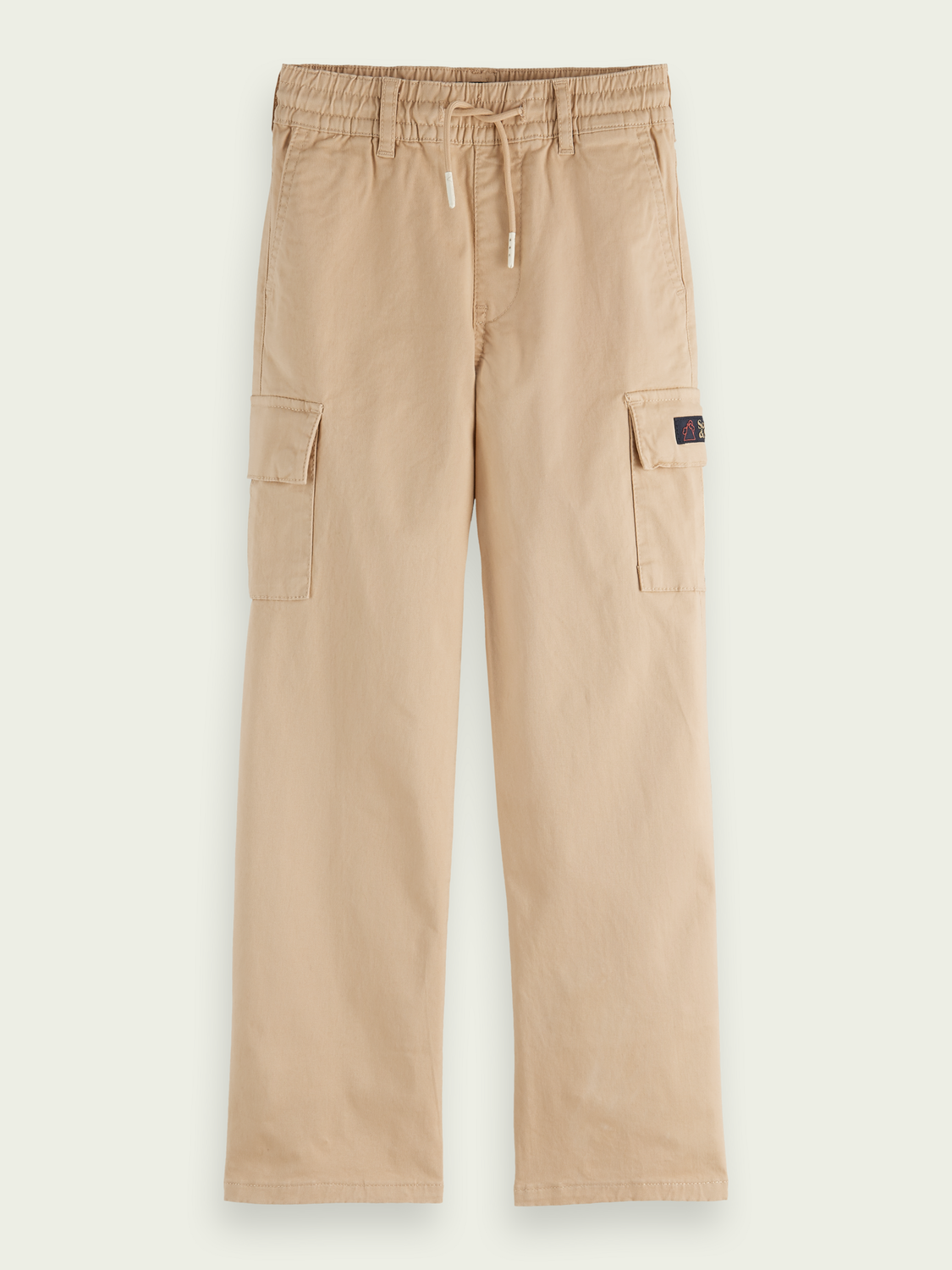 Hidden category Loose-fit cargo pants