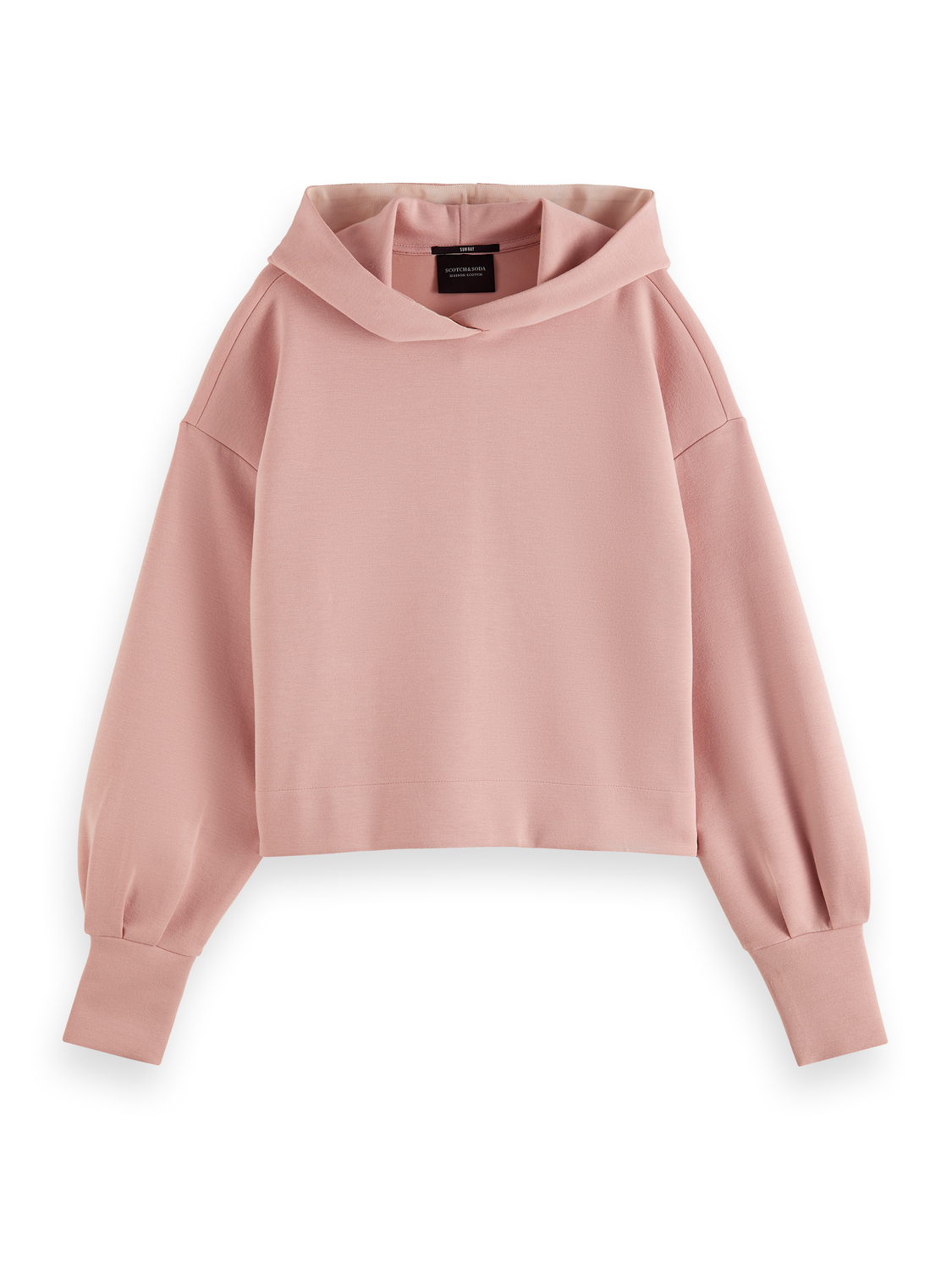 Women Dropped shoulder hoodie