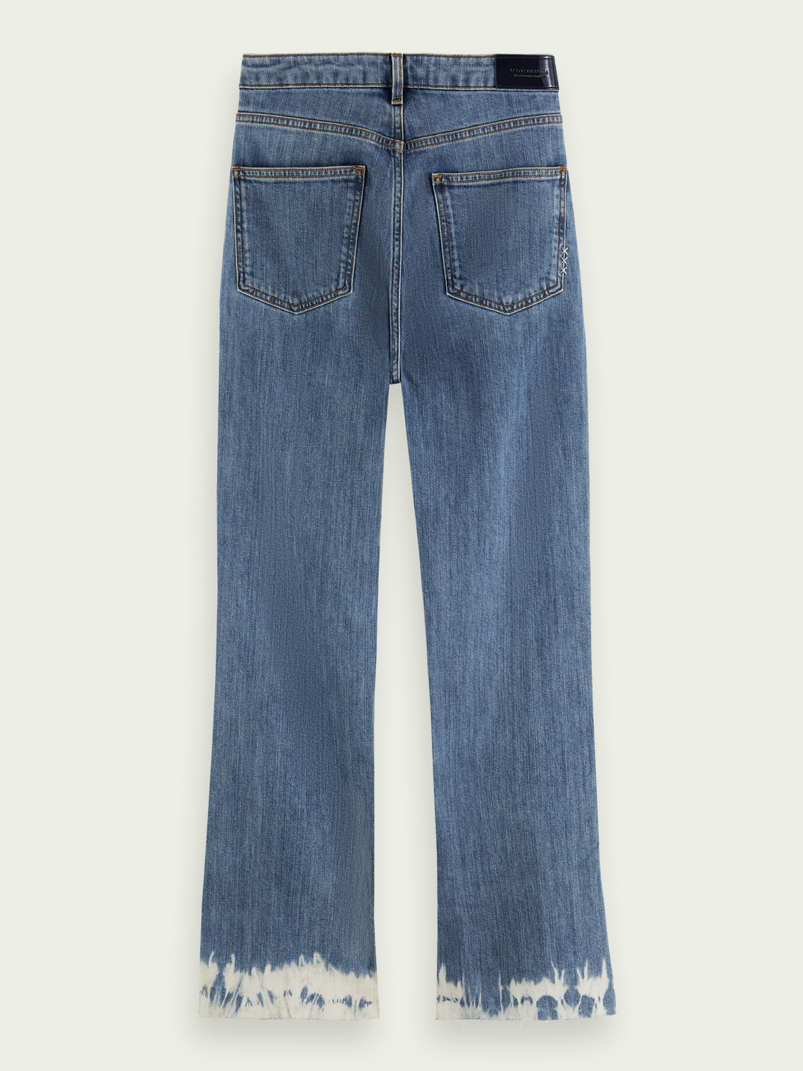 Dames The Kick jeans — Under the Ocean
