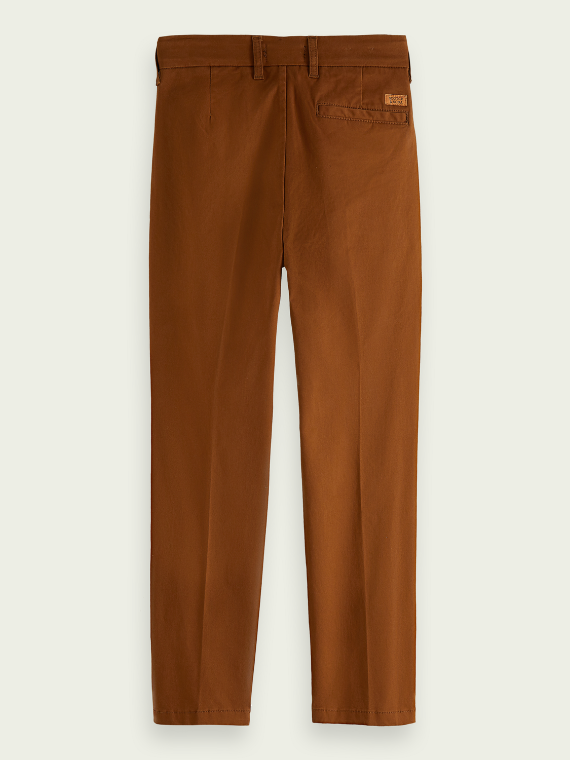 Kinder Loose tapered-fit chino trousers