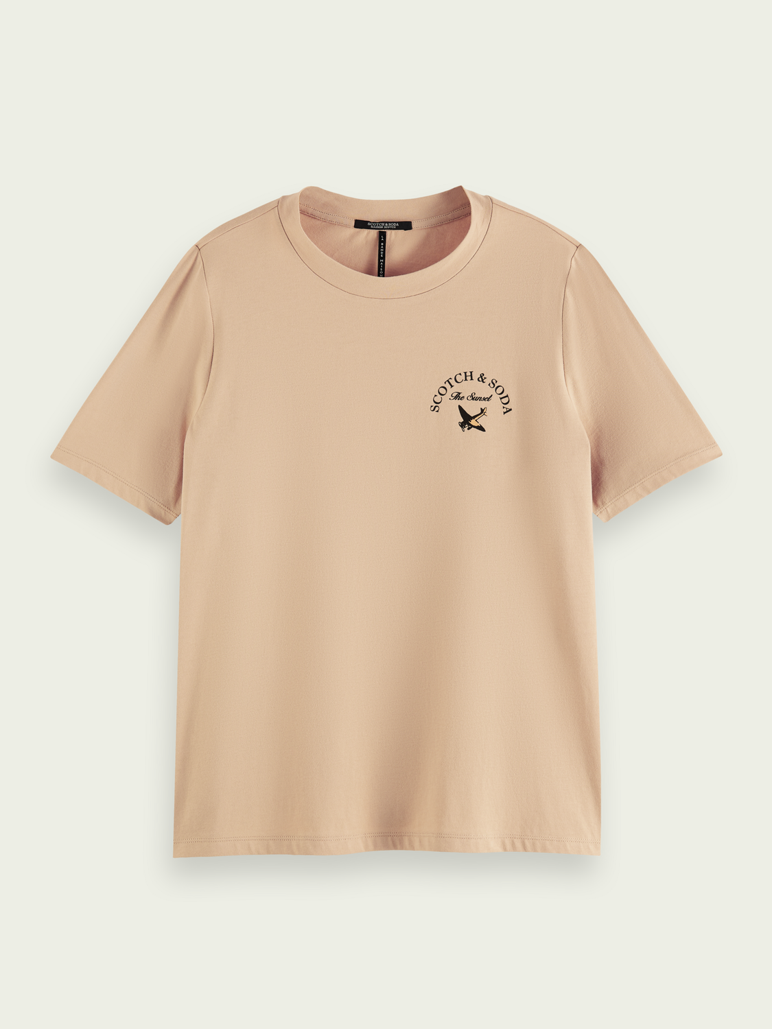 Women Relaxed-fit graphic organic cotton T-shirt