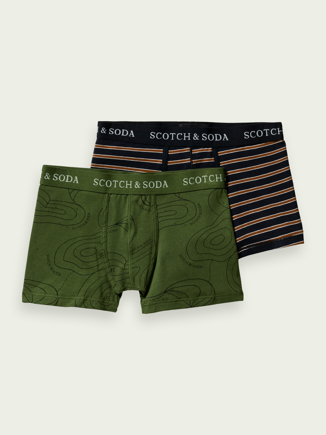 Hidden category Two-pack boxers