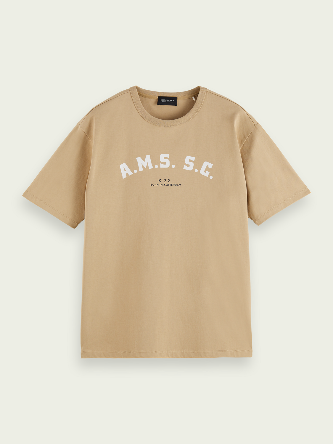 Men Graphic relaxed-fit T-shirt