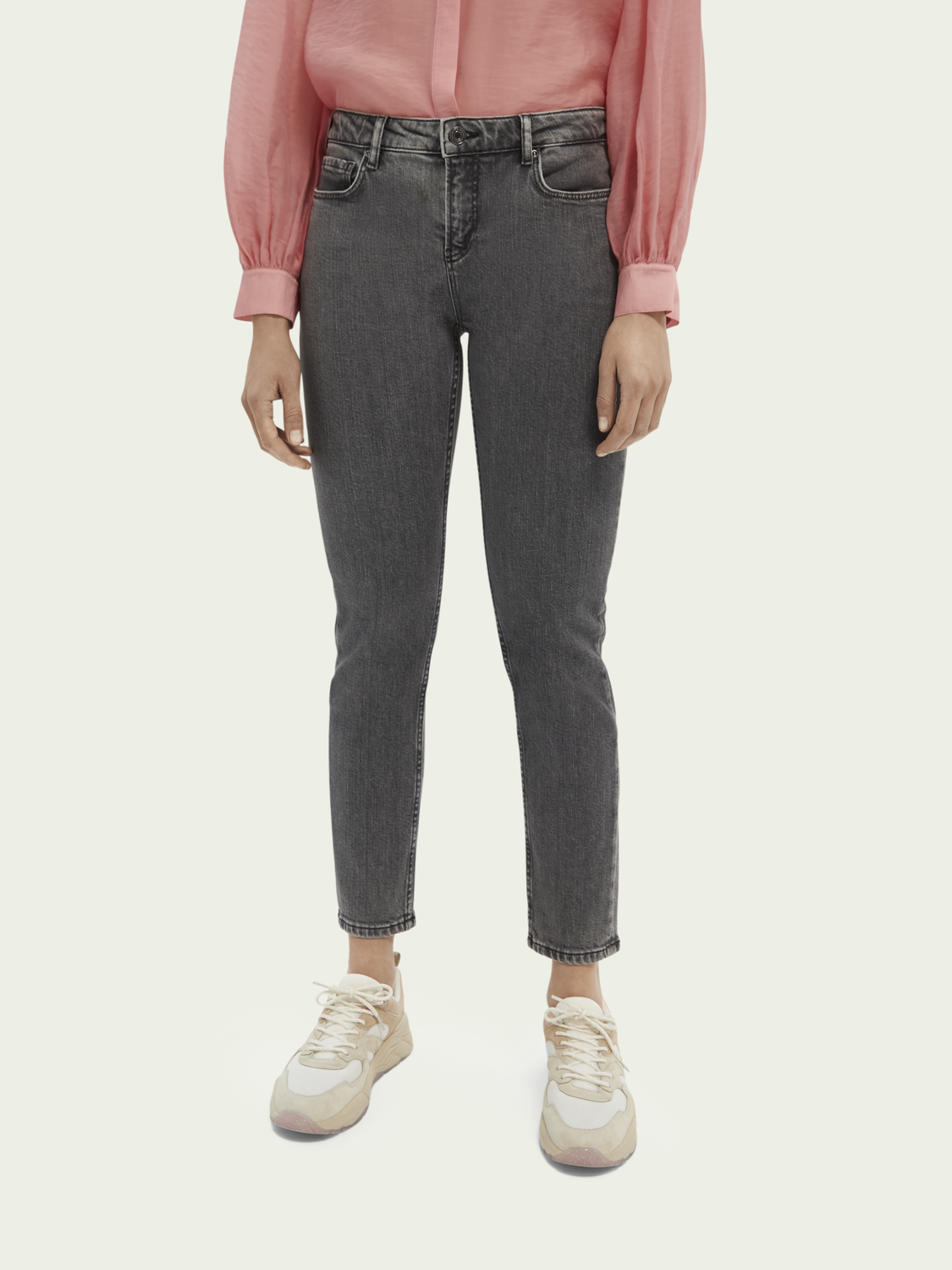 Women The Keeper skinny jeans — Rock And Snow