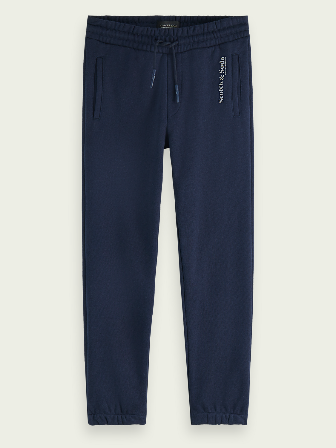 Hidden category Relaxed-fit organic cotton sweatpants