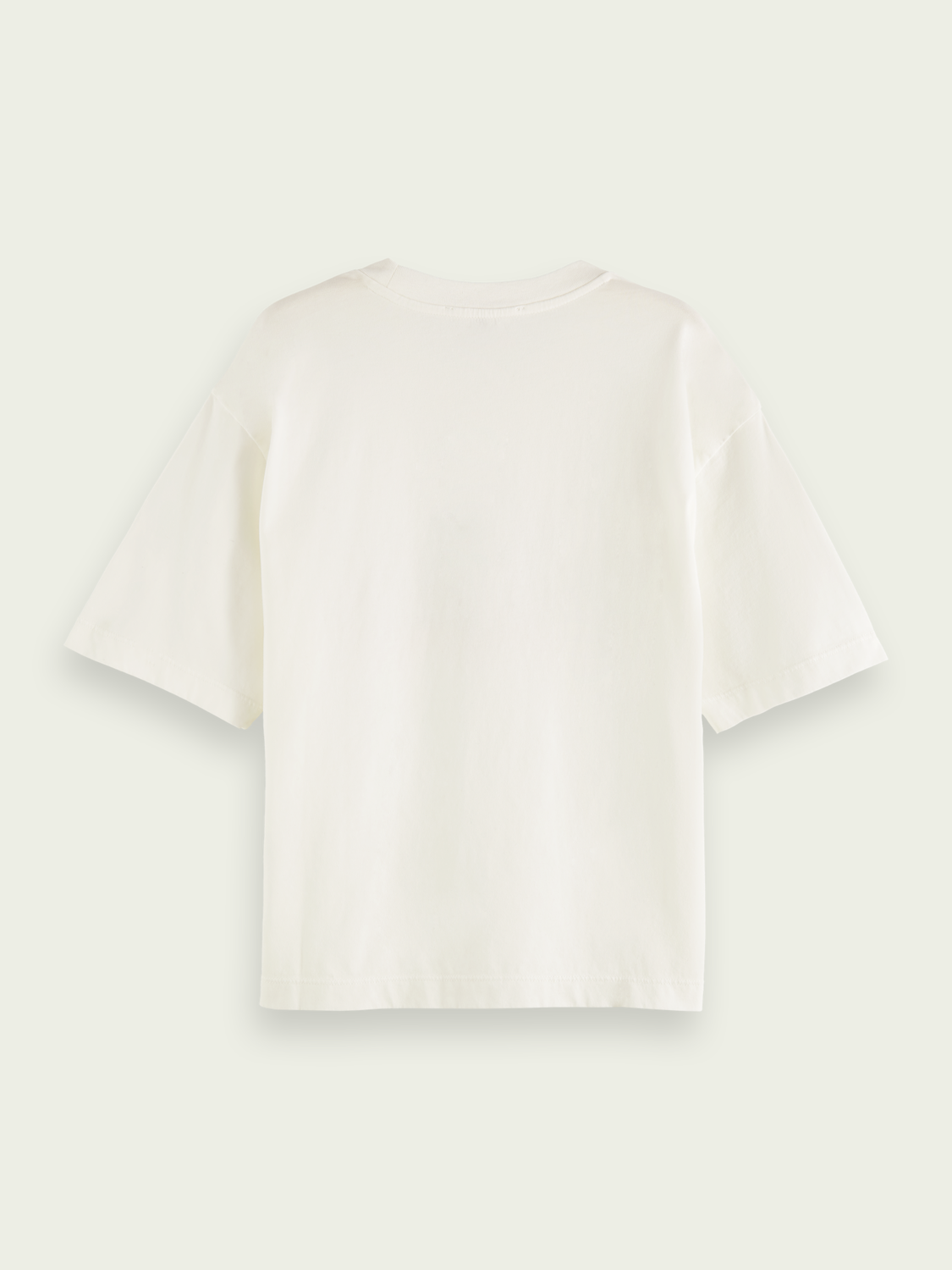 Women Relaxed-fit organic cotton T-shirt