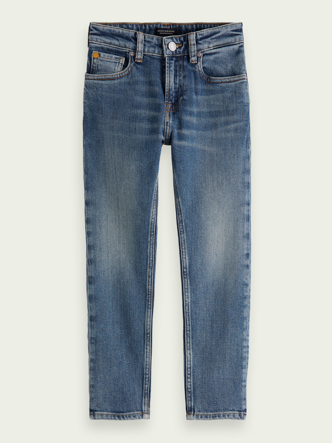 Barn Dean jeans med loose tapered fit - Sea Worthy