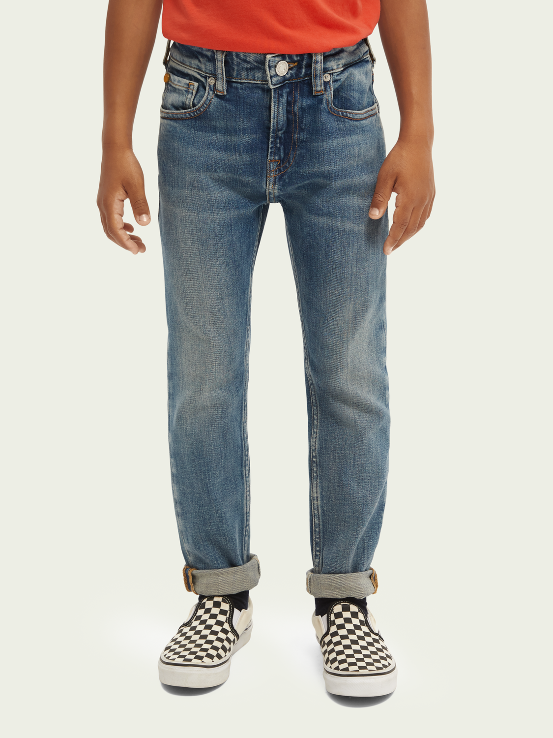 Kids Dean loose tapered-fit jeans — Sea Worthy