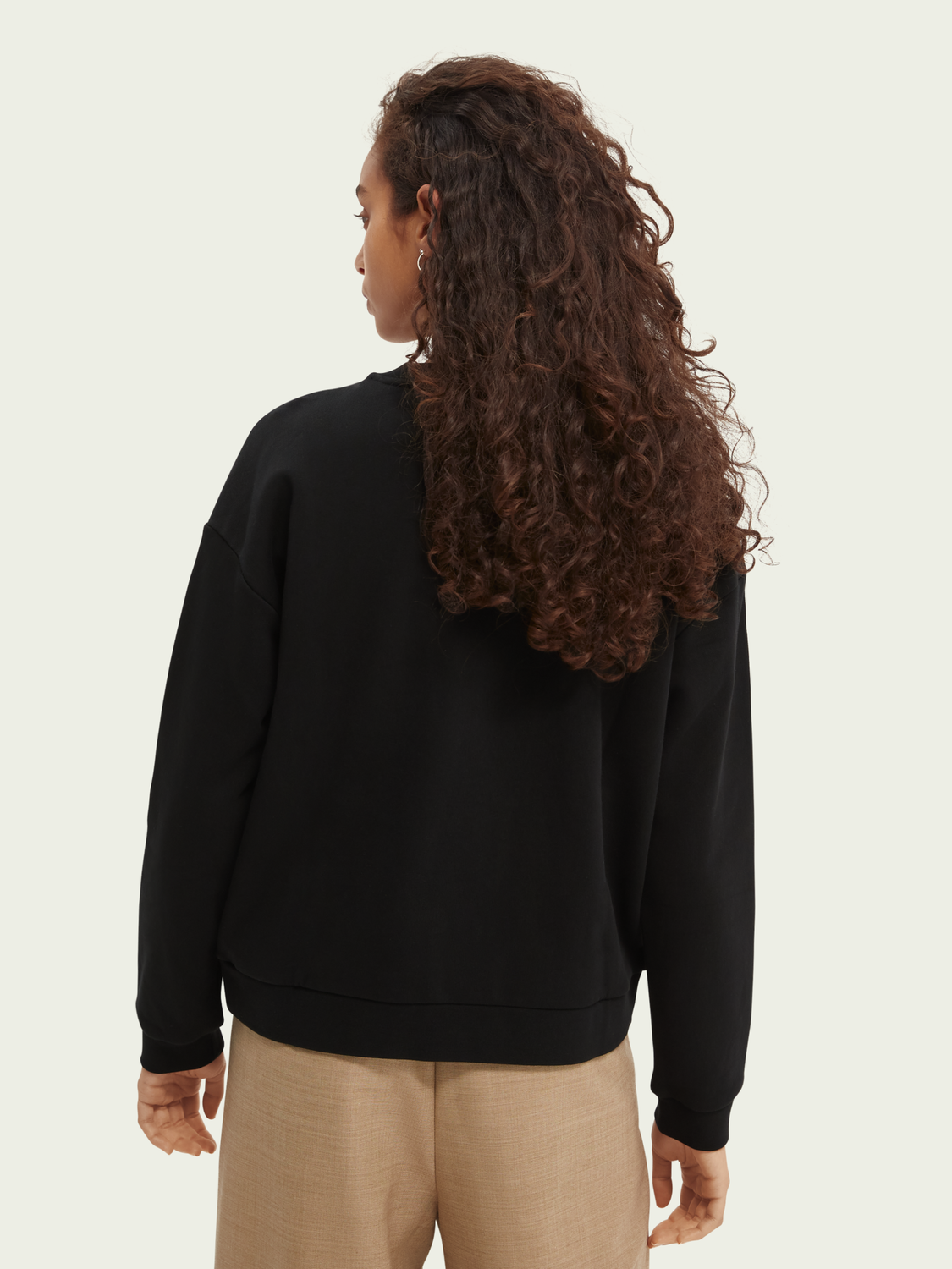 Women Relaxed-fit graphic sweater