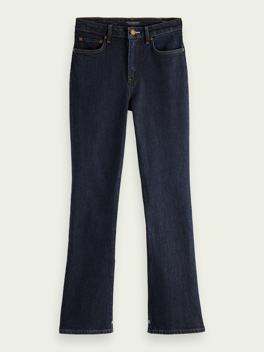 Dames The Kick high-rise flared jeans — High and Higher