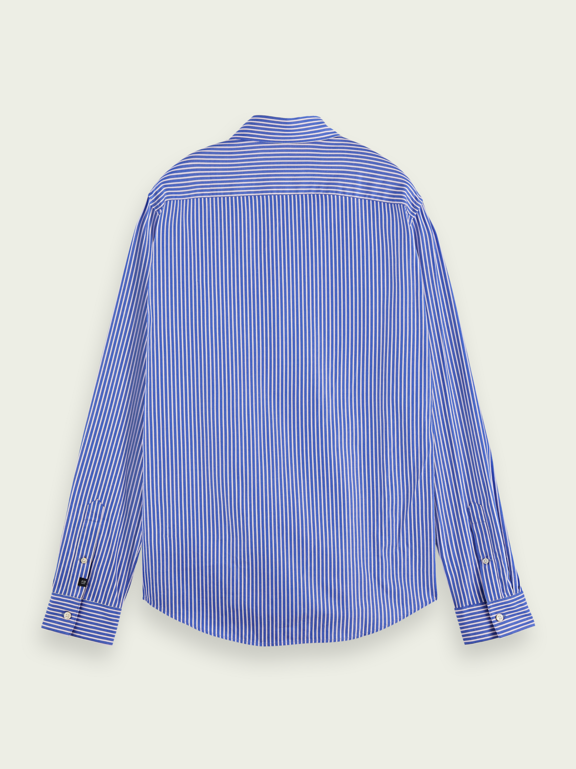 Hidden category Striped relaxed-fit shirt