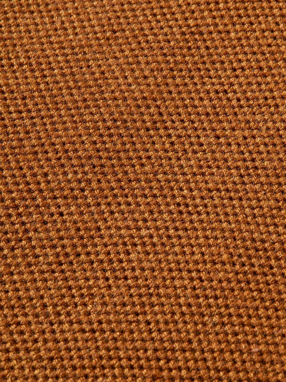 Barn Knitted polo pullover
