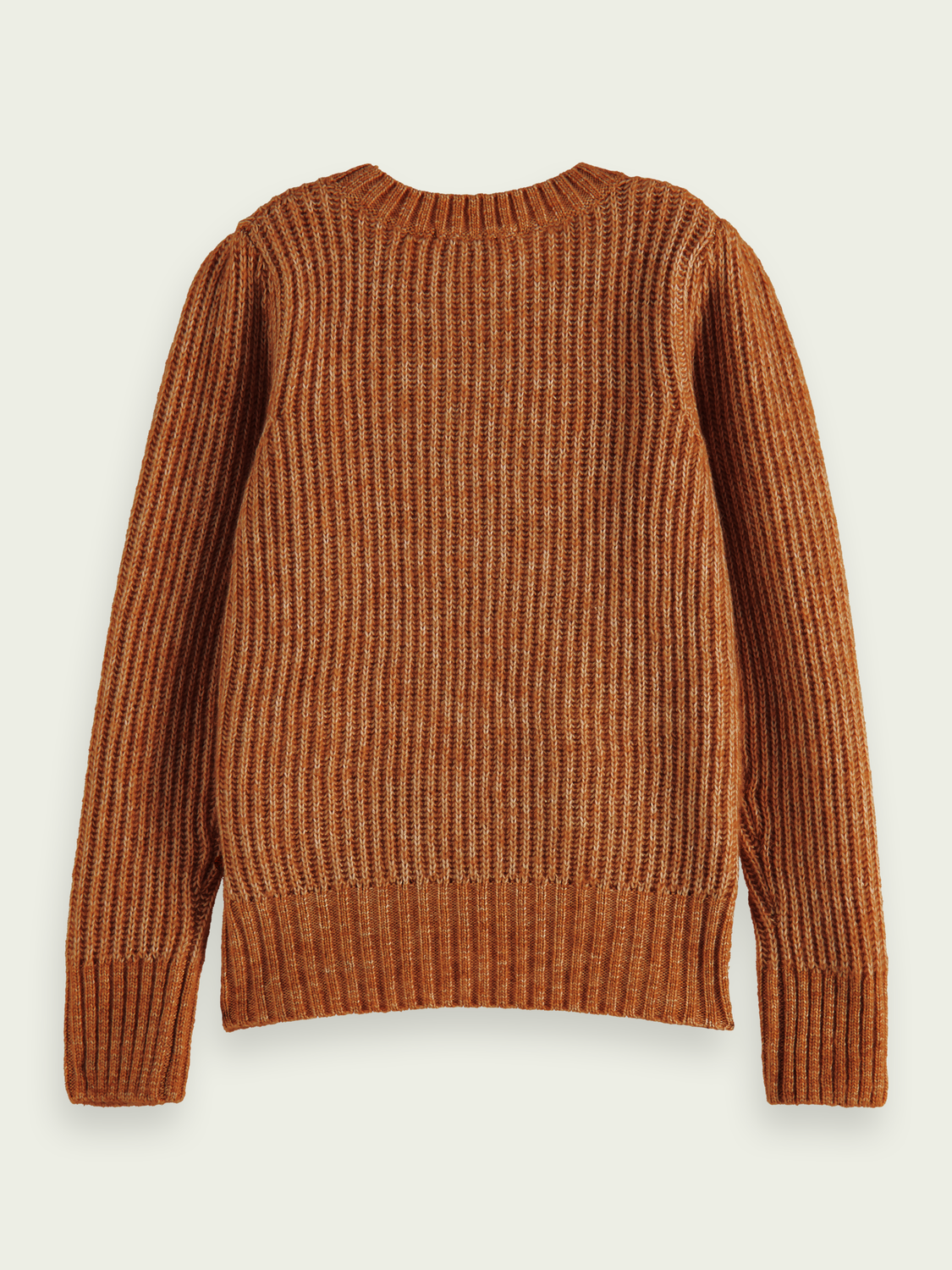 Damen Pullover im Relaxed Fit mit Knotendetail