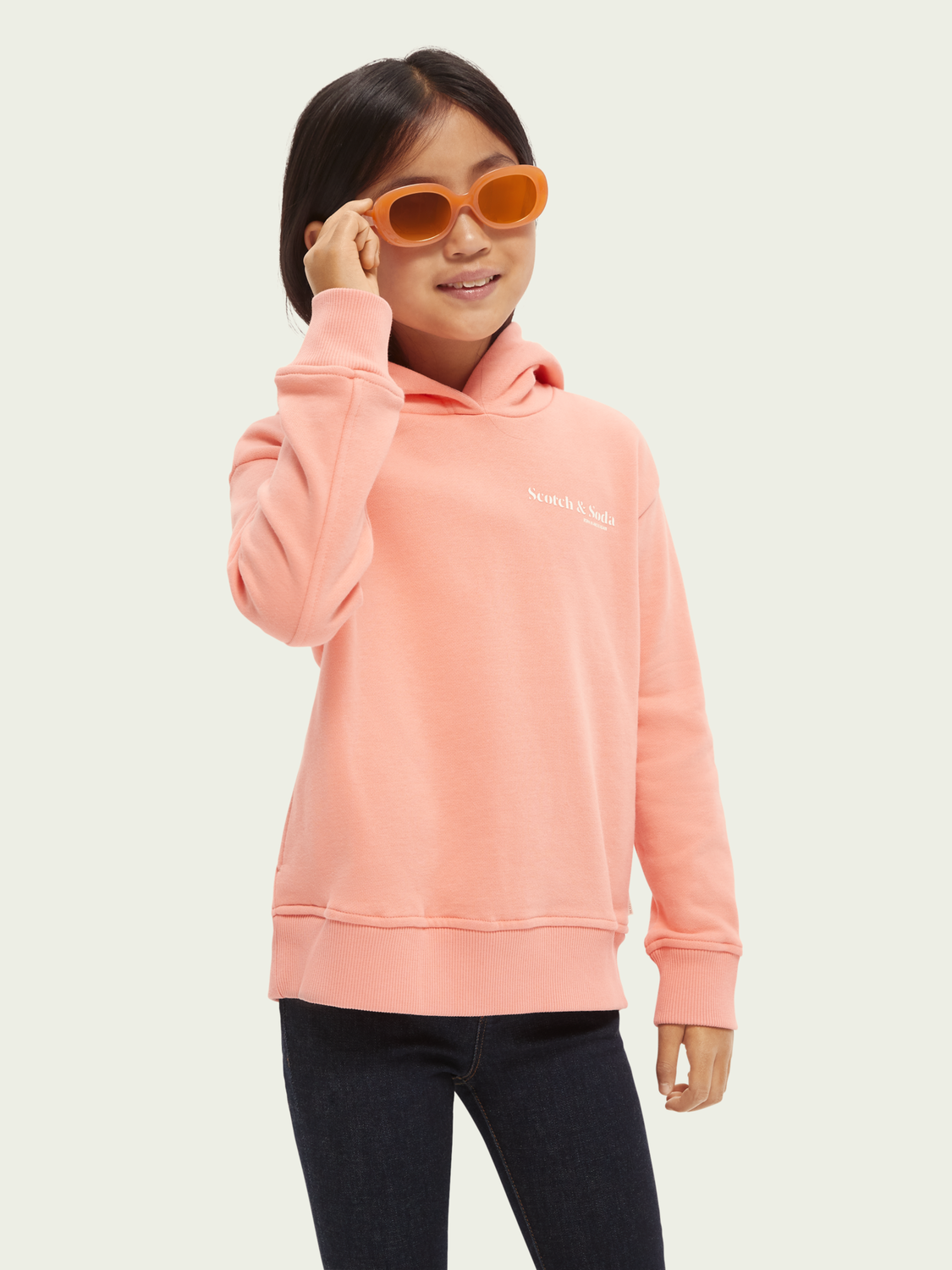 Kinderen Relaxed fit hoodie