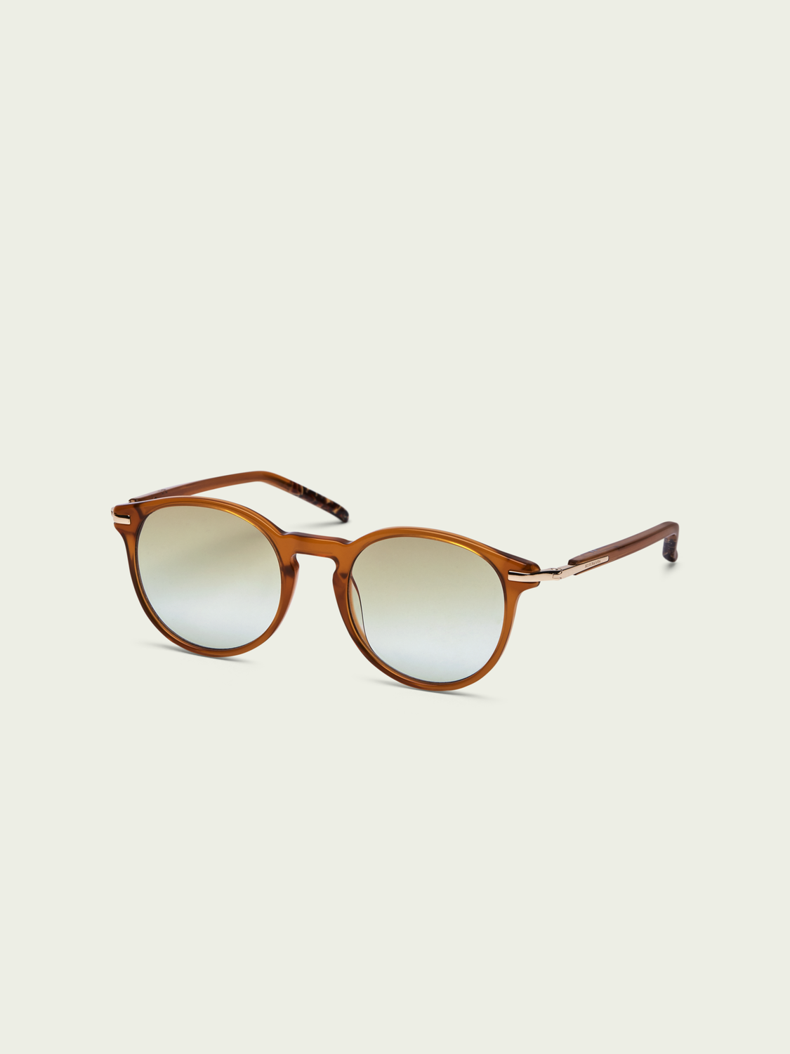 Dames Kirby - Round-frame acetate sunglasses | Unisex