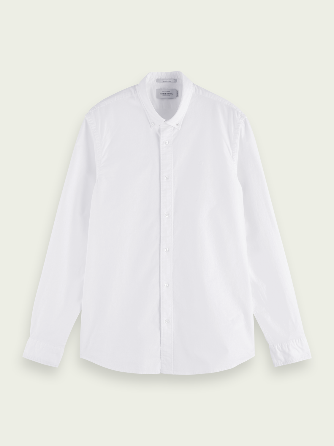 Heren Oxford overhemd | Relaxed fit