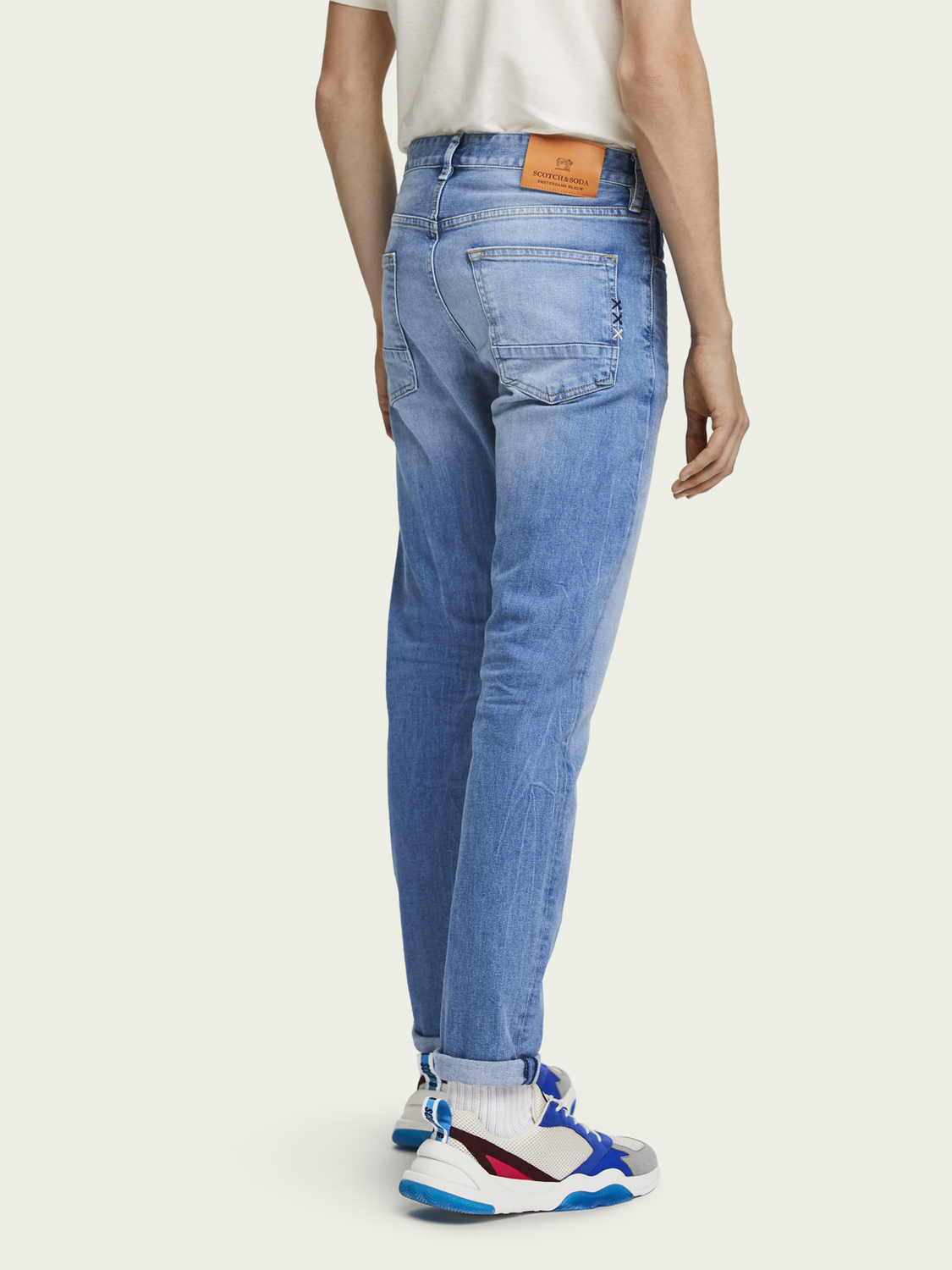 Men Ralston - Home Grown | Regular slim fit