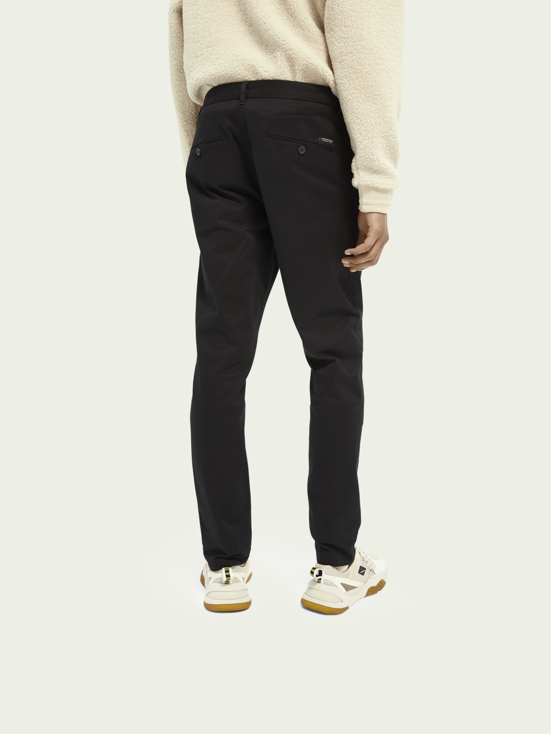 Men Mott - Classic Chinos | Super slim fit