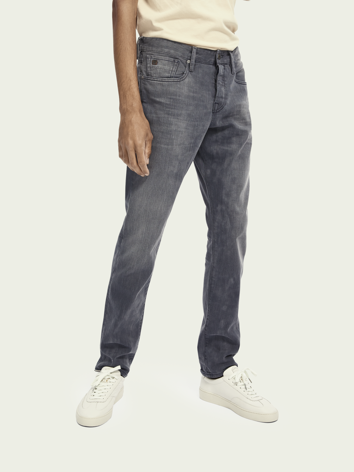 Men Ralston - Concrete Bleach | Regular slim fit