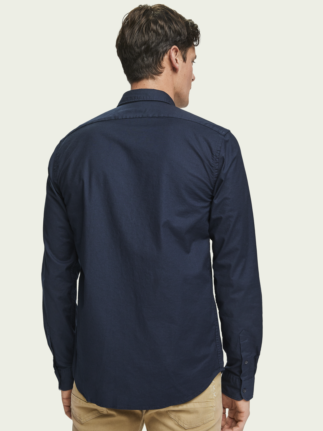 Men Classic Oxford Weave Shirt | Regular fit