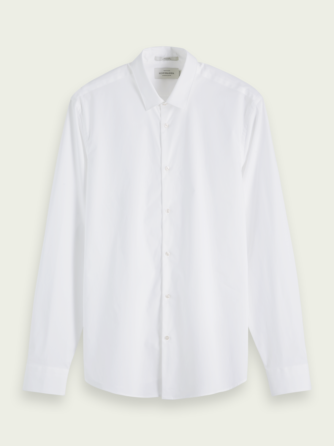 Herren Klassisches Shirt | Relaxed Fit